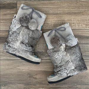 Canadian Mukluk Fur Boots